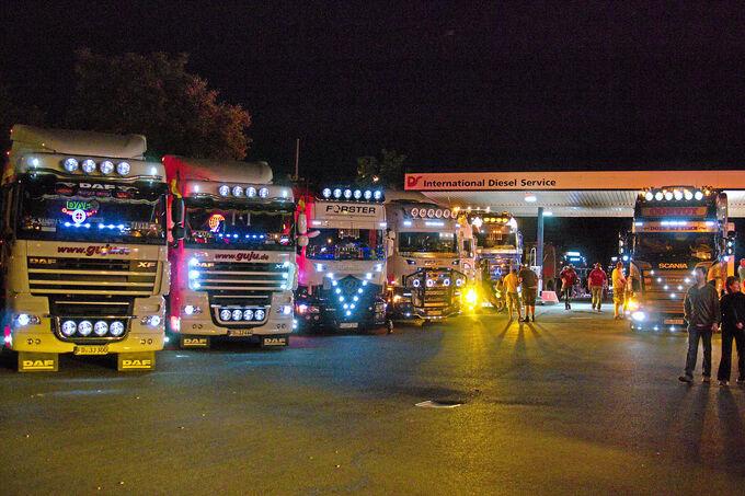 Trucker- und Country-Festival in Geiselwind