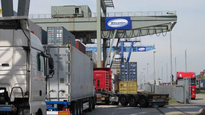 Wincanton, Clean Energy Sourcing, Grüne Logistik, Ökostrom