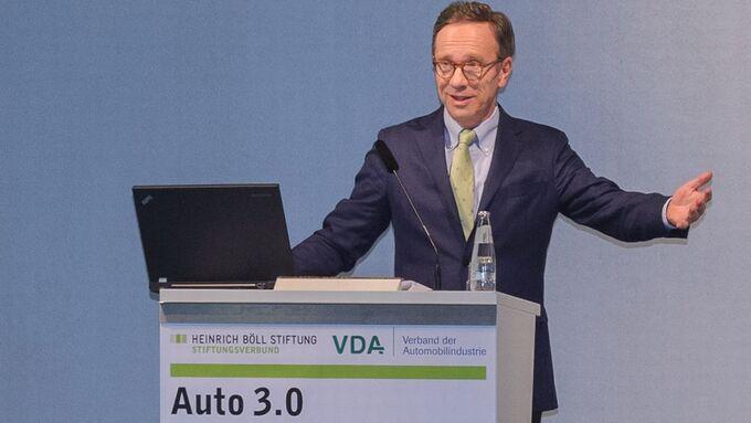 Wissmann, Kongress, VDA, Heinrich-Böll-Stiftung, 2013