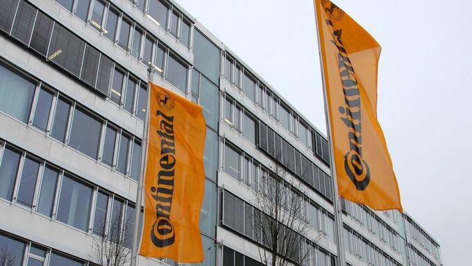 Zwei deutsche Continental-Werke beim Wettbewerb ?Fabrik des Jahres/GEO? ausgezeichnet