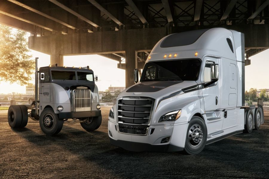 Mercedes Benz Trucks North America