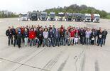 young, professionals, truck, award, münsingen, 2013, test, gruppenfoto